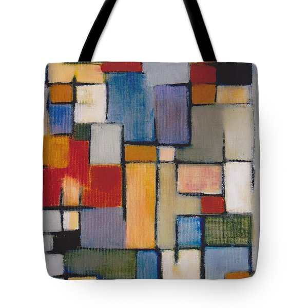 Abstract Line Series  Tote Bag