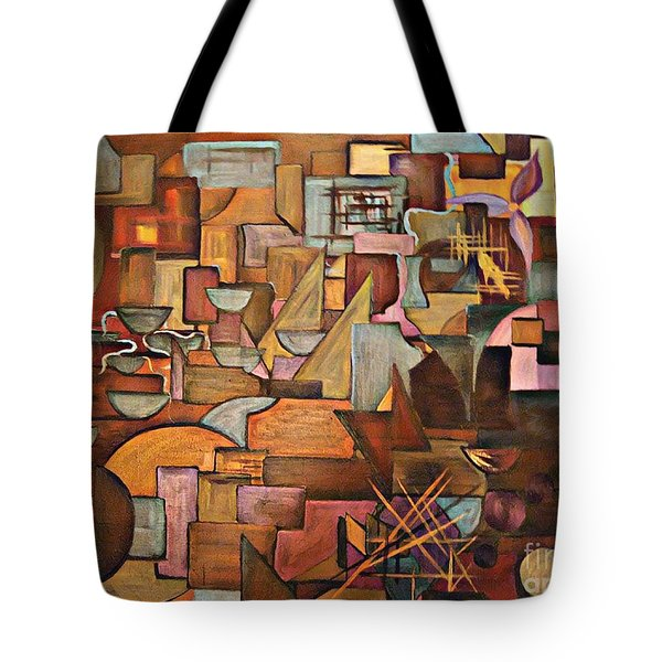 Abstract Mind Tote Bag