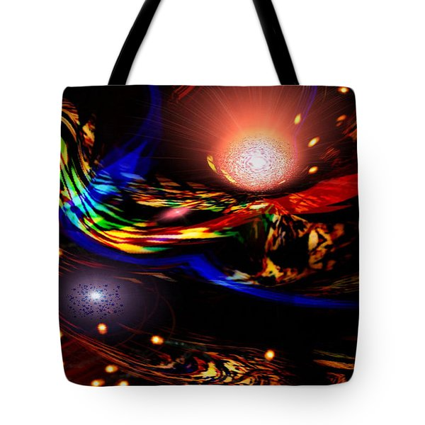 Abstract Mood Tote Bag