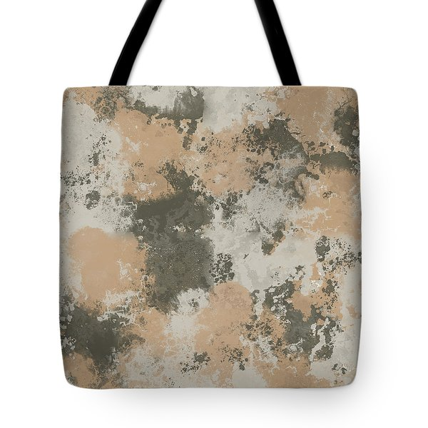 Abstract Mud Puddle Tote Bag