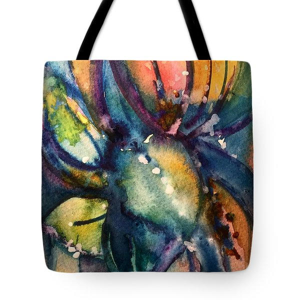 Abstract Nature Tote Bag