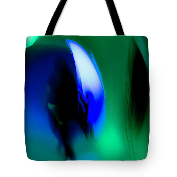 Abstract No. 2 Tote Bag