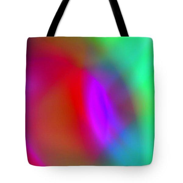 Abstract No. 3 Tote Bag