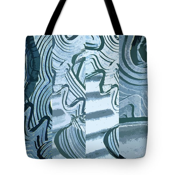 Abstract No. 57-1 Tote Bag