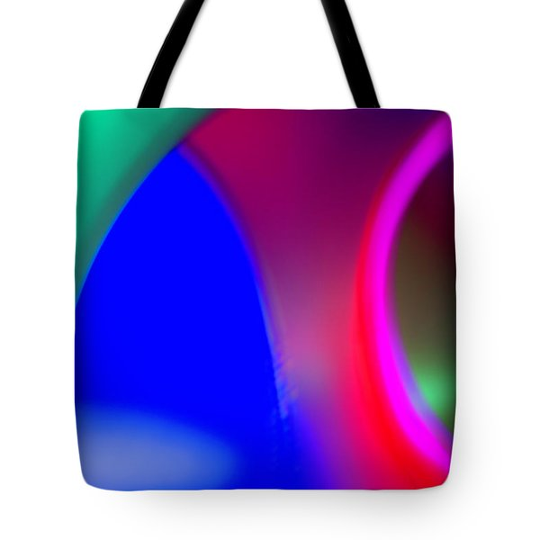 Abstract No. 9 Tote Bag