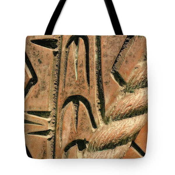 Abstract No. 97-1 Tote Bag