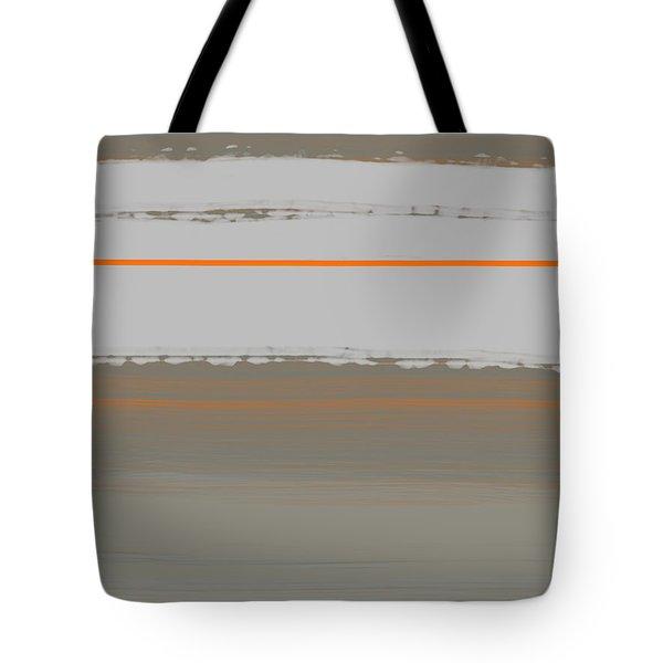 Abstract Orange 4 Tote Bag