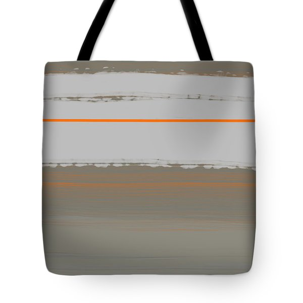 Abstract Orange 4 Tote Bag