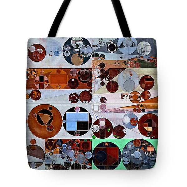 Abstract Painting - Heather Tote Bag by Vitaliy Gladkiy