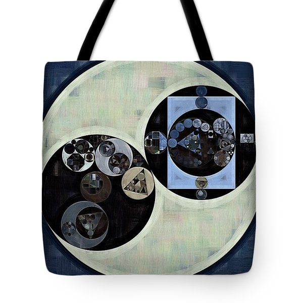 Abstract Painting - Madison Tote Bag by Vitaliy Gladkiy