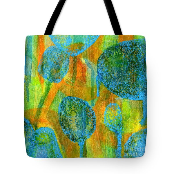 Abstract Painting No. 1 Tote Bag