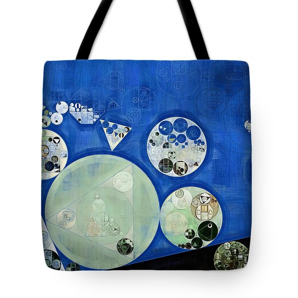 Abstract Painting - Rainee Tote Bag by Vitaliy Gladkiy