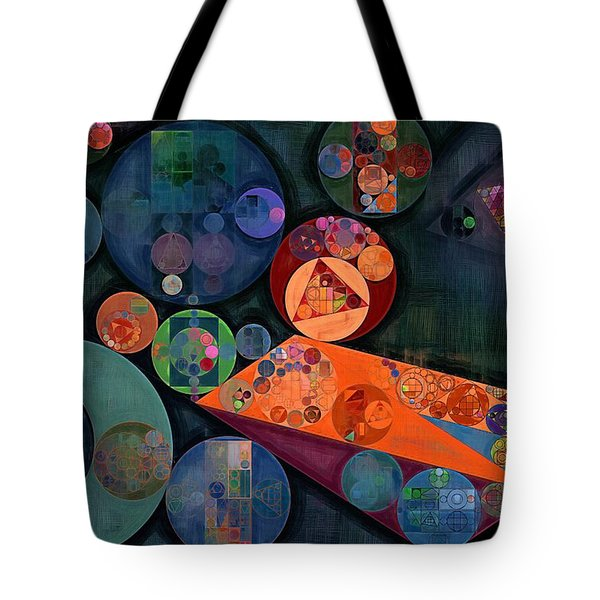 Abstract Painting - Tango Tote Bag by Vitaliy Gladkiy