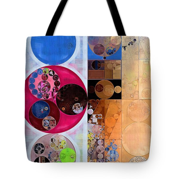 Abstract Painting - Wafer Tote Bag by Vitaliy Gladkiy