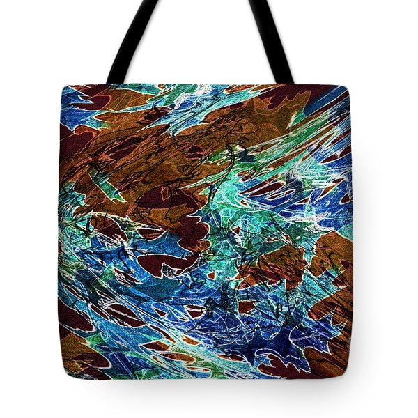 Abstract Pattern 6 Tote Bag