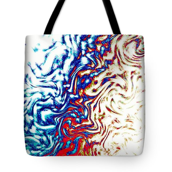 Abstract Photography 002-16 Tote Bag