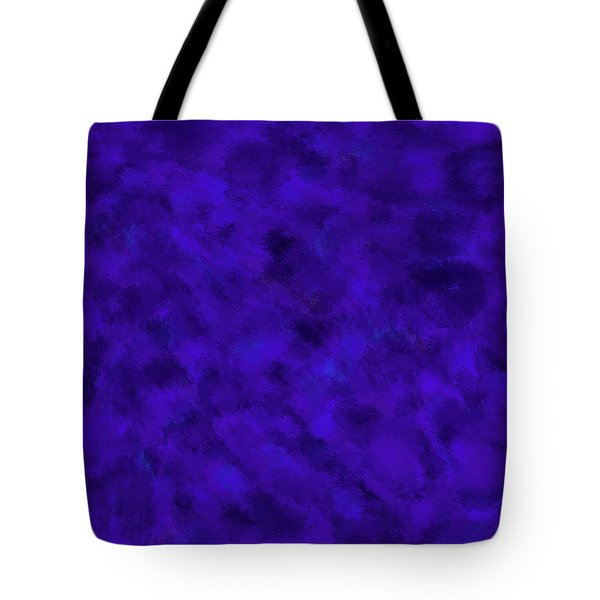 Tote Bag featuring the photograph Abstract Purple 7 by Clare Bambers