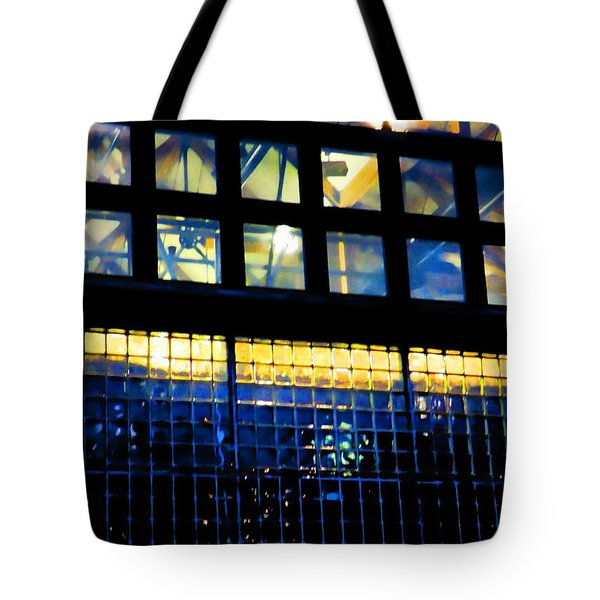 Abstract Reflections Digital Art #5 Tote Bag
