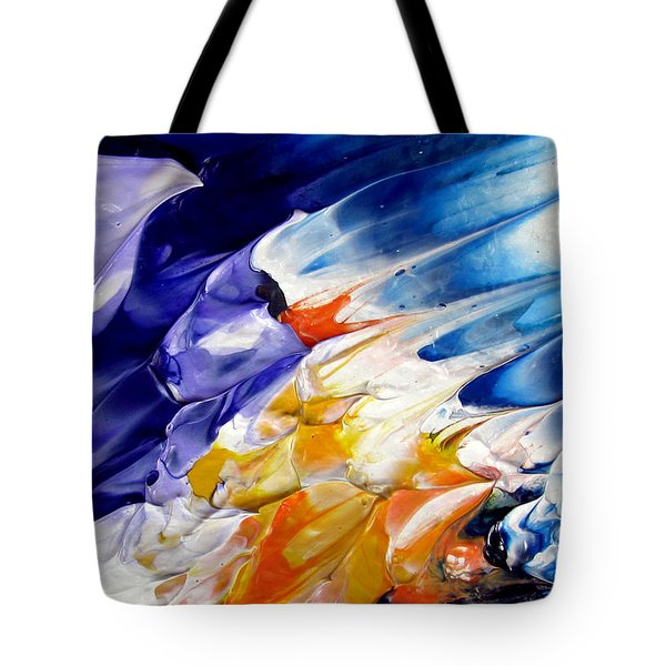 Abstract Series 0615a-4-l1 Tote Bag