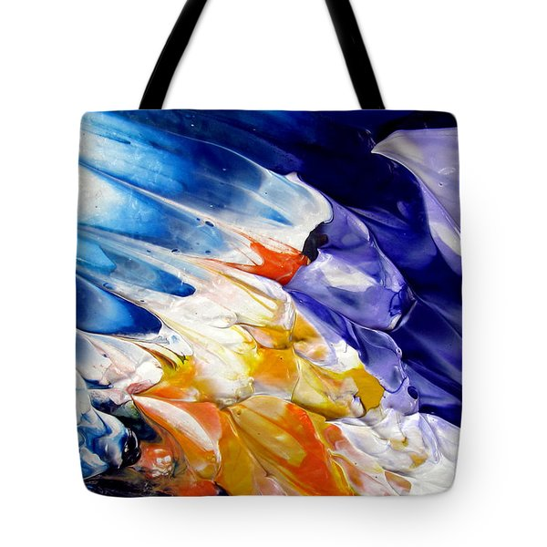 Abstract Series 0615a-4-l2 Tote Bag
