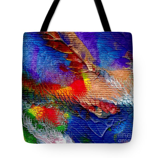 Abstract Series 0615a-5 Tote Bag