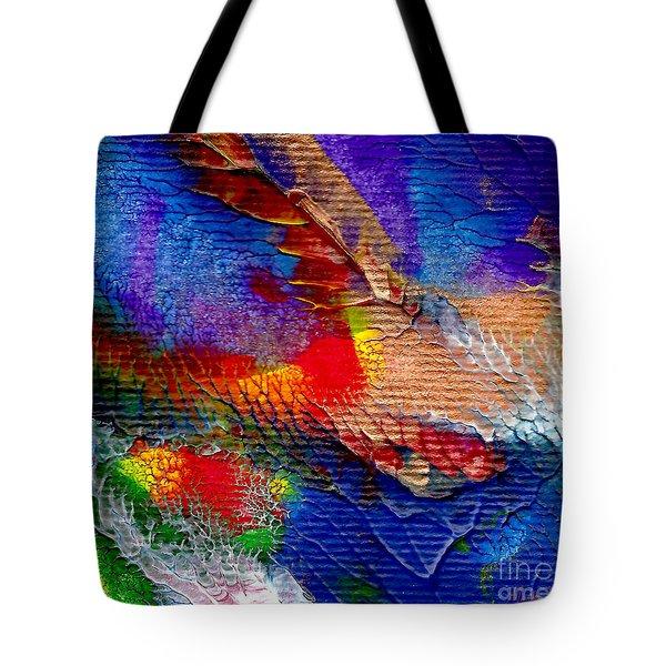 Abstract Series 0615a-5 Tote Bag