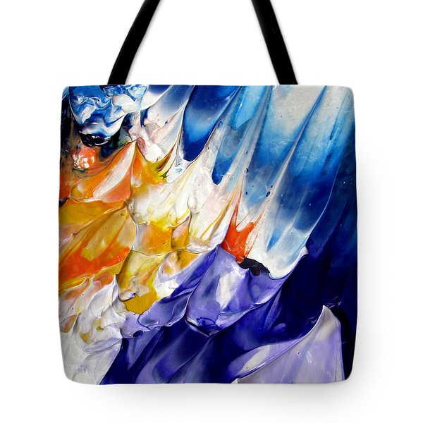 Abstract Series 0615a-6p1 Tote Bag