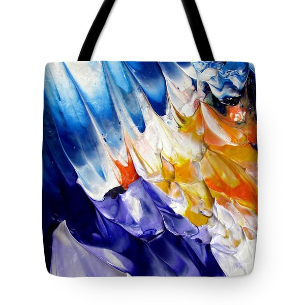 Abstract Series 0615a-6p2 Tote Bag