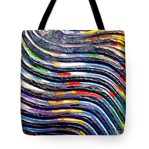 Abstract Series 0615b1 Tote Bag