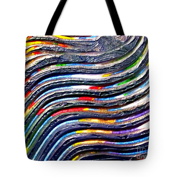Abstract Series 0615c1 Tote Bag