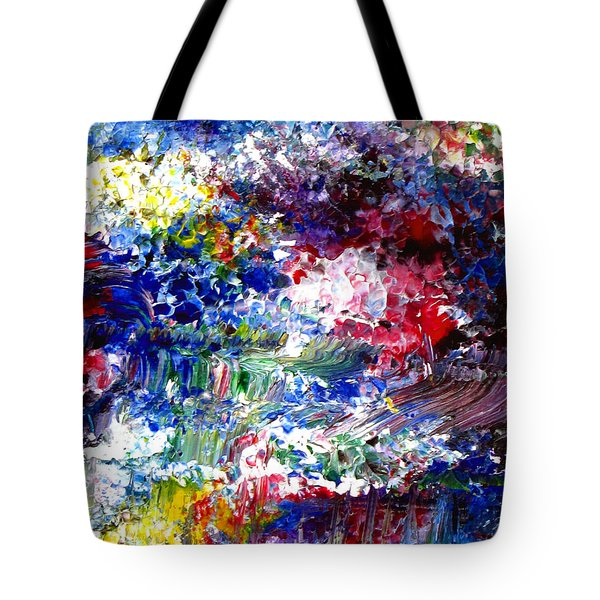 Abstract Series 070815 A2 Tote Bag