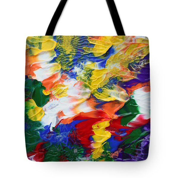 Abstract Series A1015al Tote Bag
