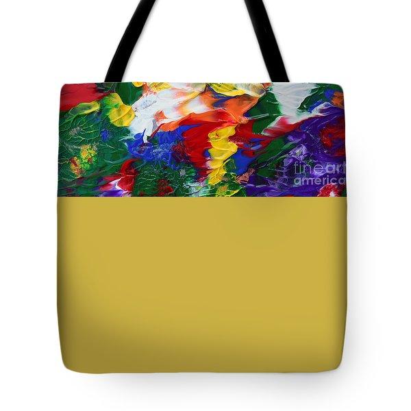 Abstract Series A1015ap Tote Bag