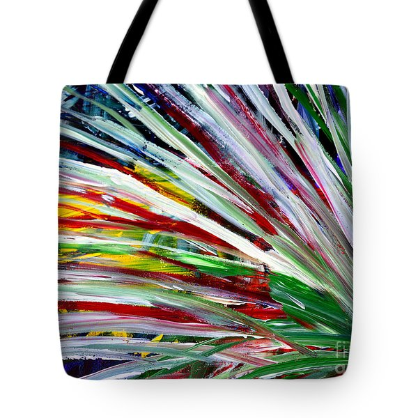 Abstract Series C1015cl Tote Bag