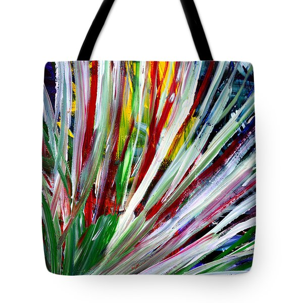 Abstract Series C1015cp Tote Bag