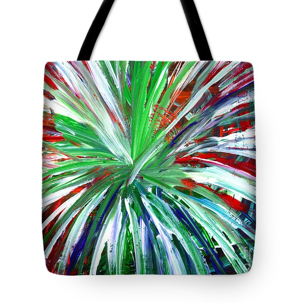 Abstract Series C1015dl Tote Bag