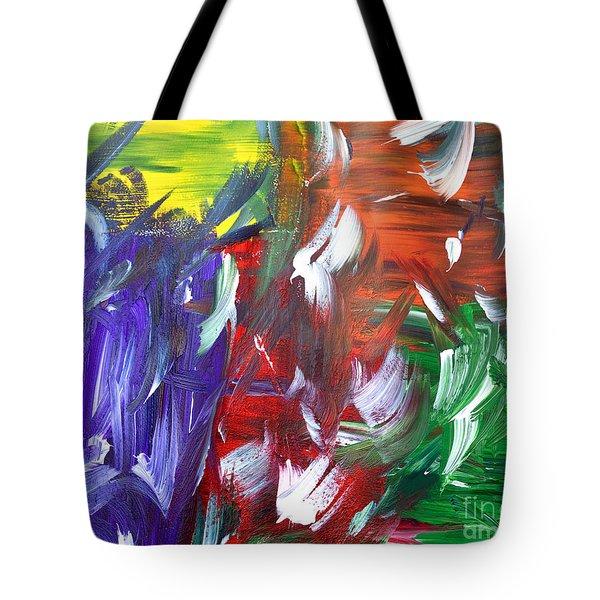 Abstract Series E1015al Tote Bag