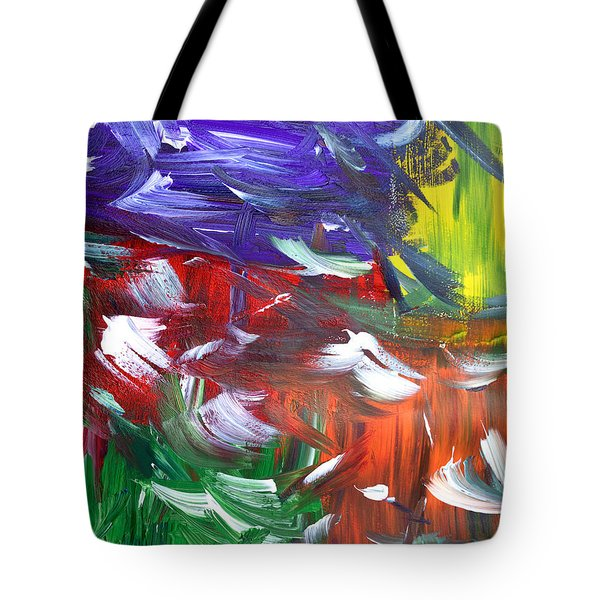 Abstract Series E1015ap Tote Bag