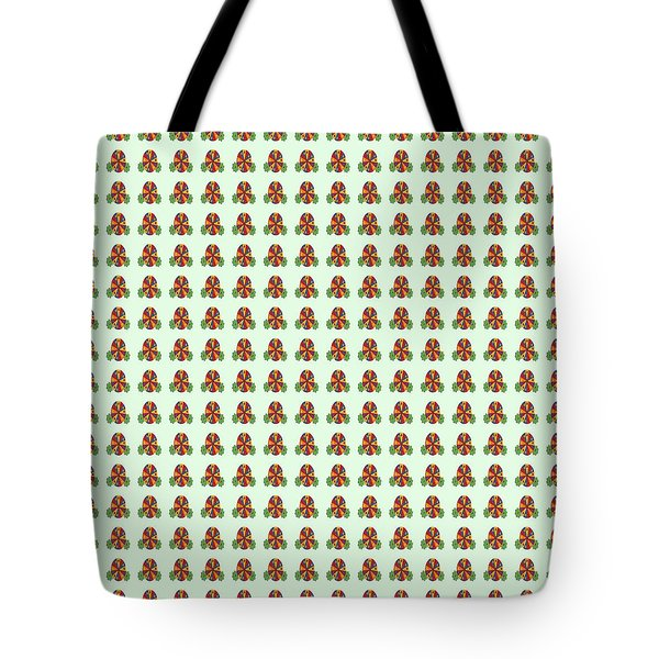 Abstract Square 118 Tote Bag