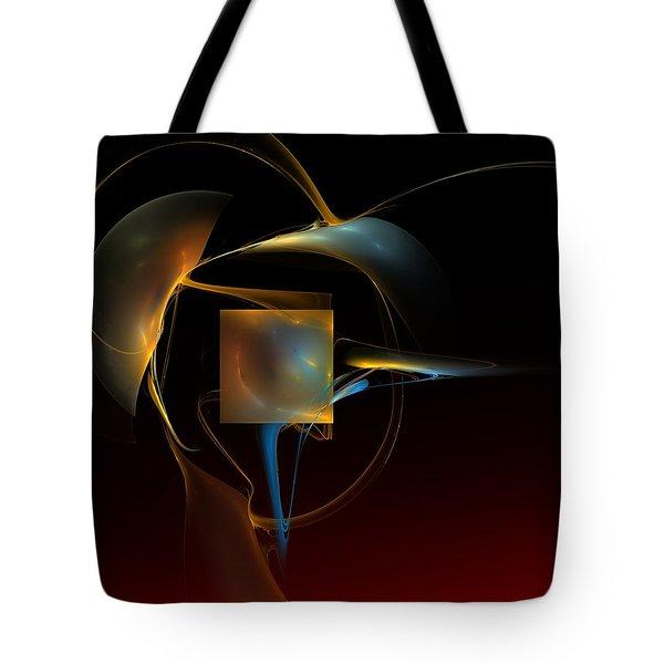 Abstract Still Life 012211 Tote Bag
