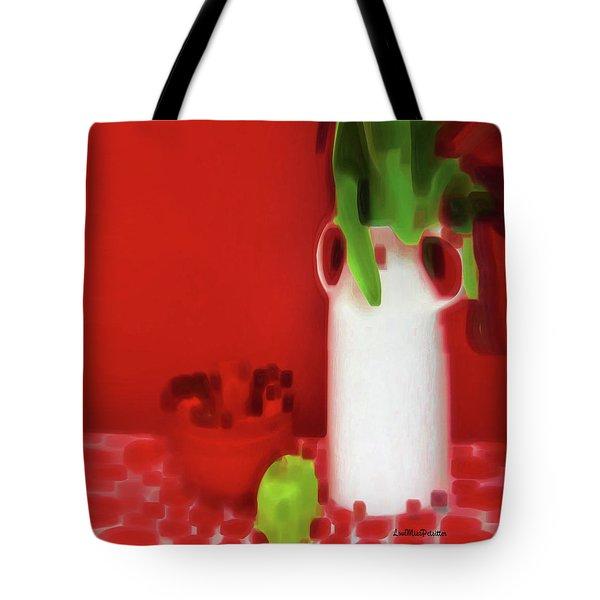 Abstract Still Life Tote Bag