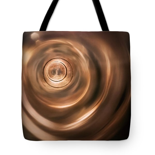 Abstract Tones Tote Bag