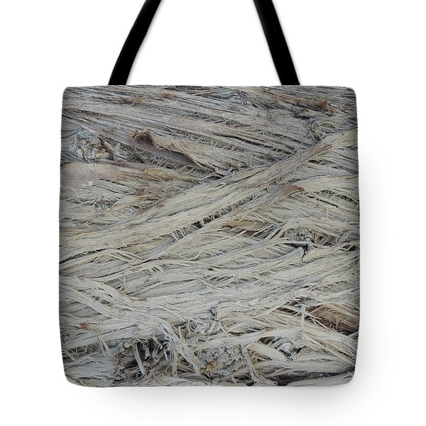 Abstract Tree Bark Tote Bag