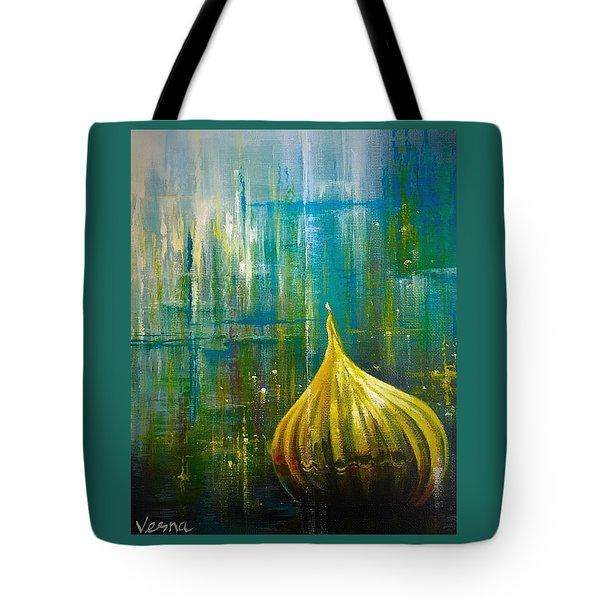 Abstract  Tote Bag by Vesna Delevska