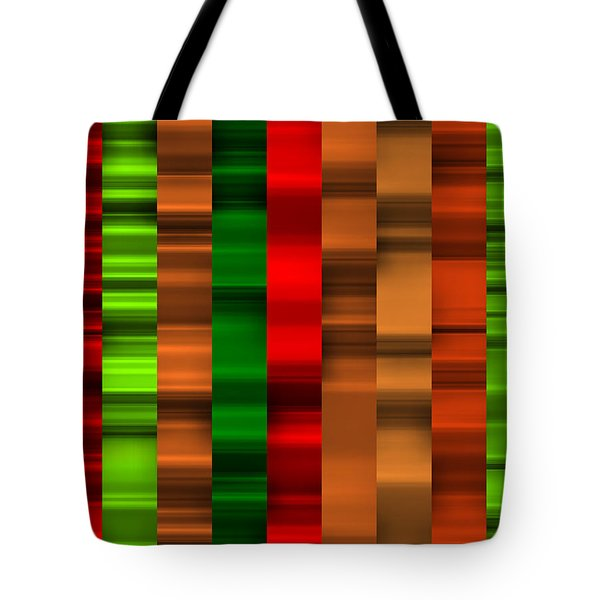 Abstract W-1 Colorist-2 Tote Bag