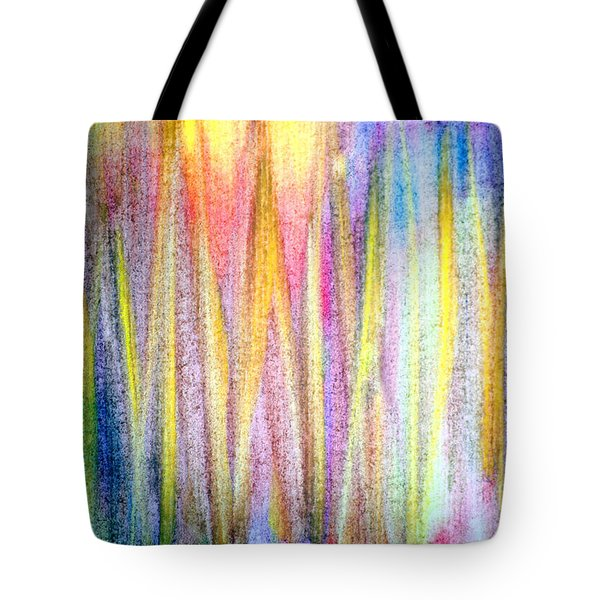 Abstract Watercolor A2 1216 Tote Bag