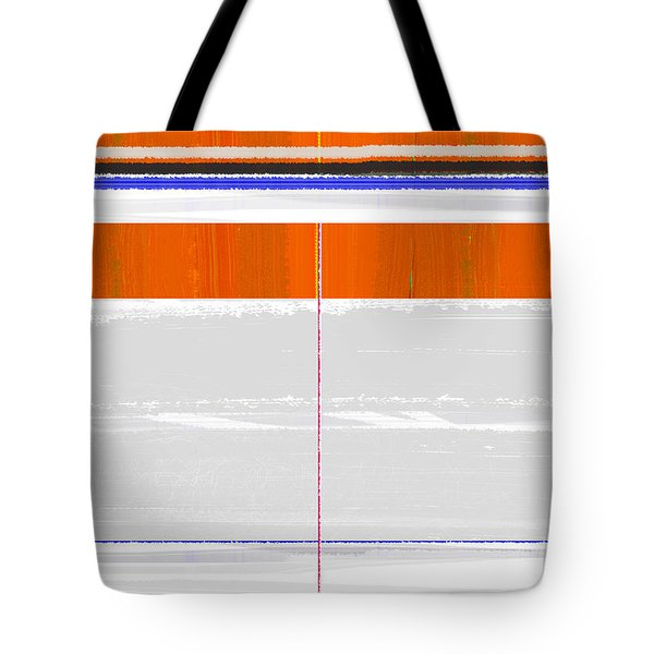 Abstract Way Tote Bag by Naxart Studio