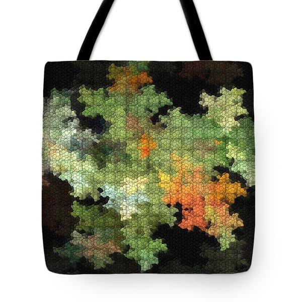 Abstract World Tote Bag