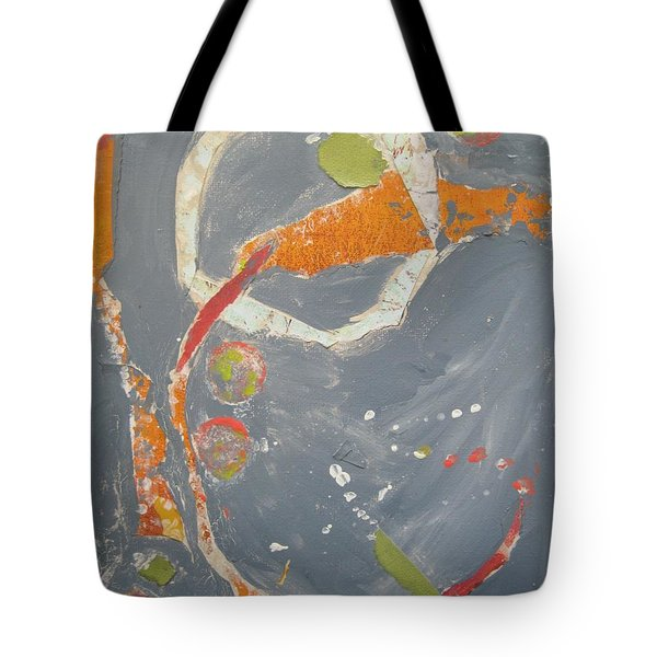 Abstraction #1 Tote Bag