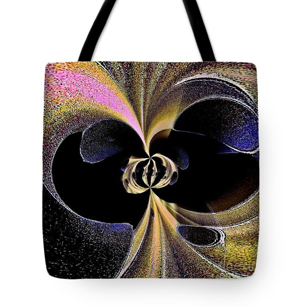 Abstraction Tote Bag by Blair Stuart